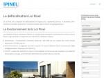 Défiscalisation Pinel
